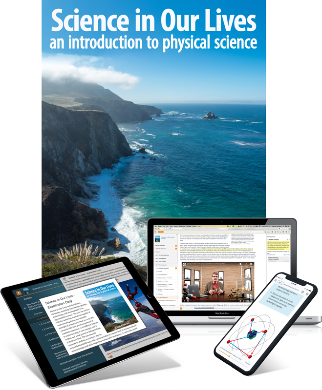 Trubook: Integrating Concepts In Biology