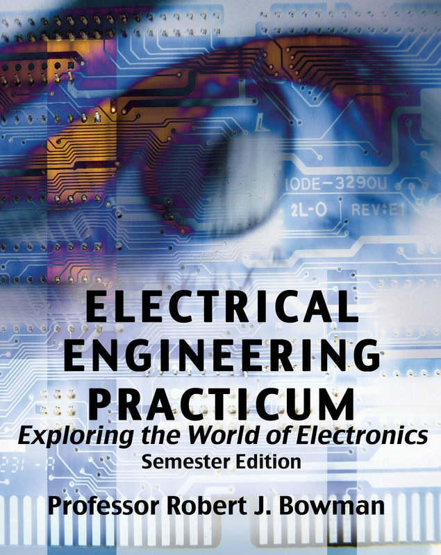 Electrical Engineering Practicum - textbook cover