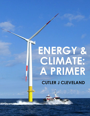 Energy & Climate: A Primer - textbook cover
