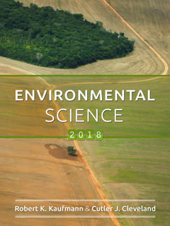Textbook: Environmental Science 2017