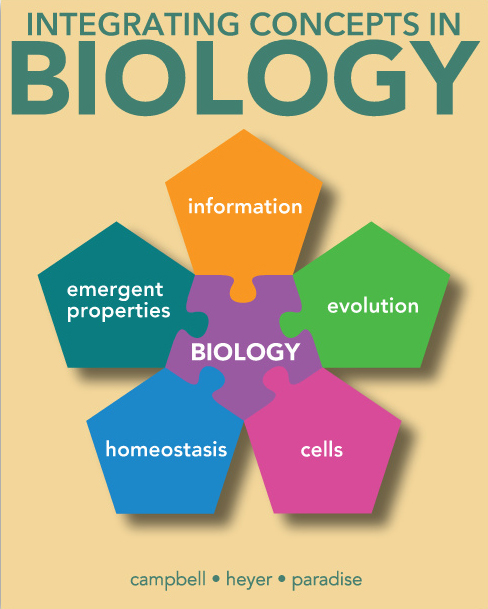 Biology Textbook: Integrating Concepts in Biology
