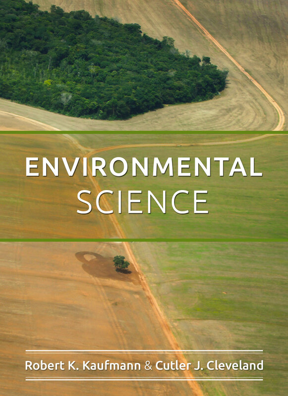 Environmental Science 2017 - Trubook cover