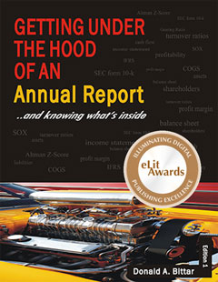 Project: Getting Under the Hood of an Annual Report